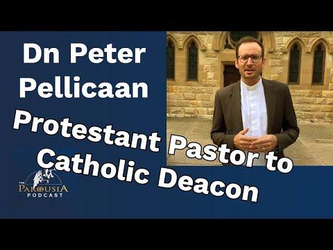 Dn Peter Pellicaan: Protestant Pastor to Catholic Deacon