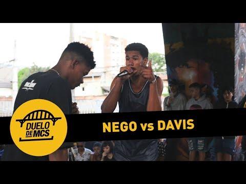 Deivis vs Nego (Final) - Batevolta - Duelo de MCs - 10/06/18