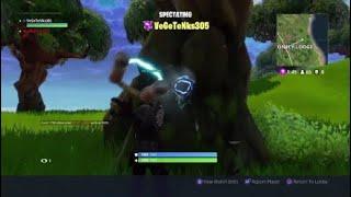Trolling a 10 year old kid in Fortnite Battle Royale | Fortnite #5 (#VegutnksEos)
