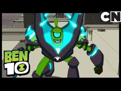 Бен 10 на русском   Возвращение Койла   Cartoon Network