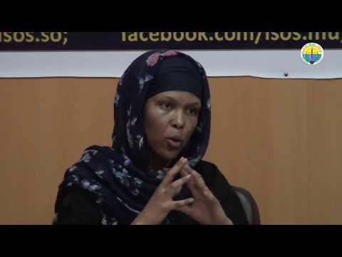 Diasporic Media and  Somali Conflict Dr Idil Osman