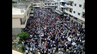 أبرز المحطات في الذكرى الثامنة للثورة السورية