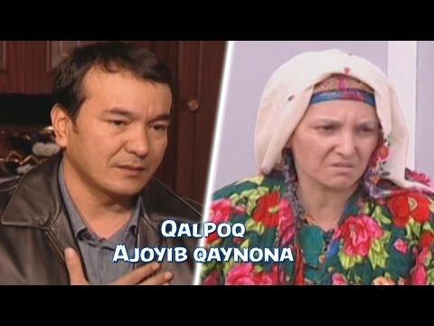Qalpoq - Ajoyib qaynona   Калпок - Ажойиб кайнона (hajviy ko'rsatuv)