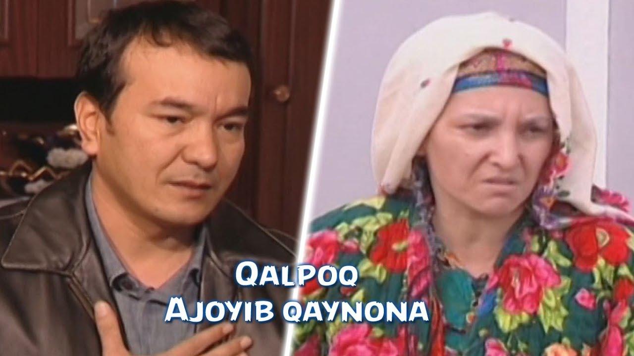 Qalpoq - Ajoyib qaynona | Калпок - Ажойиб кайнона (hajviy ko'rsatuv)