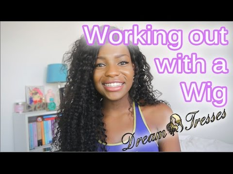 Working out with a Wig | Dreamtresses & Kudzypeps
