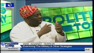 Like It Or Not We Must Dialogue With Boko Haram -- Dele Momodu Pt3