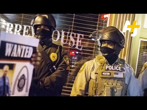 Ferguson Police Are Racially Biased Says Department Of Justice