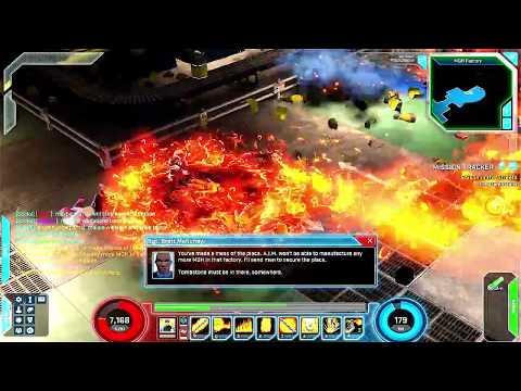 Marvel Heroes • Ghost Rider SpeedRun • Best DPS Gameplay