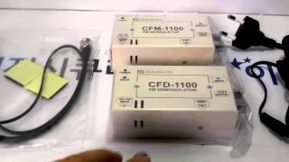 이레씨즈 CFM-1100+CFD-1100 (FM노이즈제…