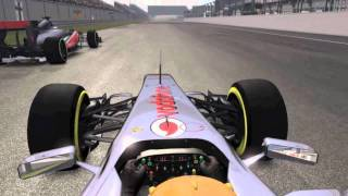 F1-2011 The Game Intro Soundtrack [HD]