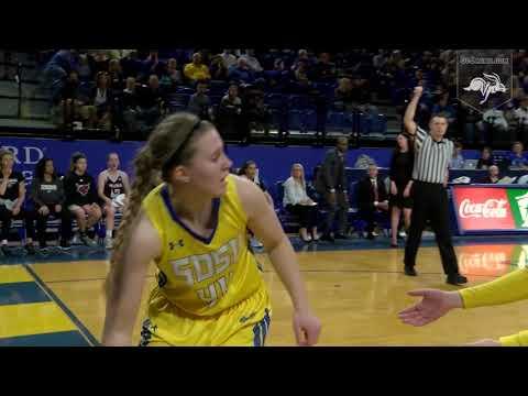 Women's Basketball vs Omaha Highlights (01.26.2019)
