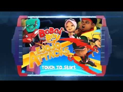 BoBoiBoy: Ejojo Attacks Introduction Video (Google Play)