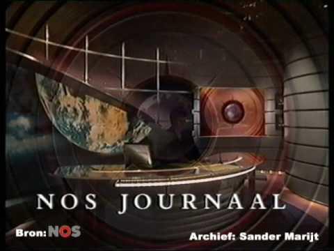 NOS Journaal leader 1995   8 uur - Foutje : wat hebben we ...