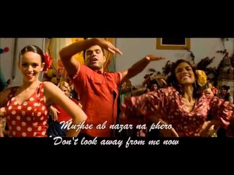 Senorita - Zindagi na milegi dobara (lyrics + english subtitles)