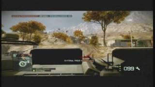 Battlefield BC 2 Fun Tactics- The Water Launcher