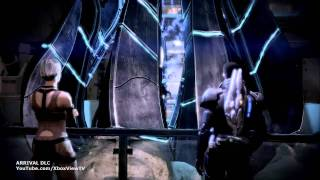 Mass Effect 2 - Arrival DLC Trailer (2011) OFFICIAL | HD