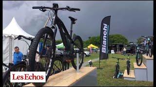 Le vélo électrique, nouveau moteur du marché du cycle