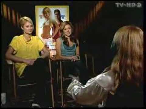 The Hottie and the Nottie - Paris Hilton & Christine Lakin