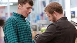 Patrick & Andy | Walmart Gay Ad