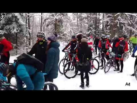 MTBF Žiemos krosas 2018 Burbiškės