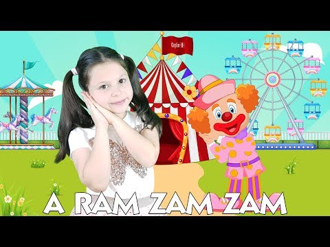 Ceylin-H | A Ram Zam Zam Mini Club Song & Dance - Nursery Rhymes & Super Simple Kids Songs