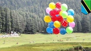 Afrique : on découvre une gigantesque réserve d'hélium