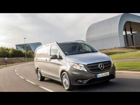 mercedes vito van 2017 youtube. Black Bedroom Furniture Sets. Home Design Ideas