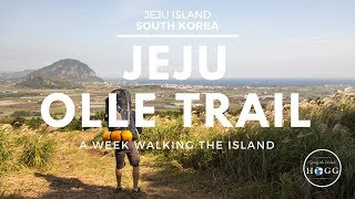 Walking The Olle Trail, Jeju Island, South Korea