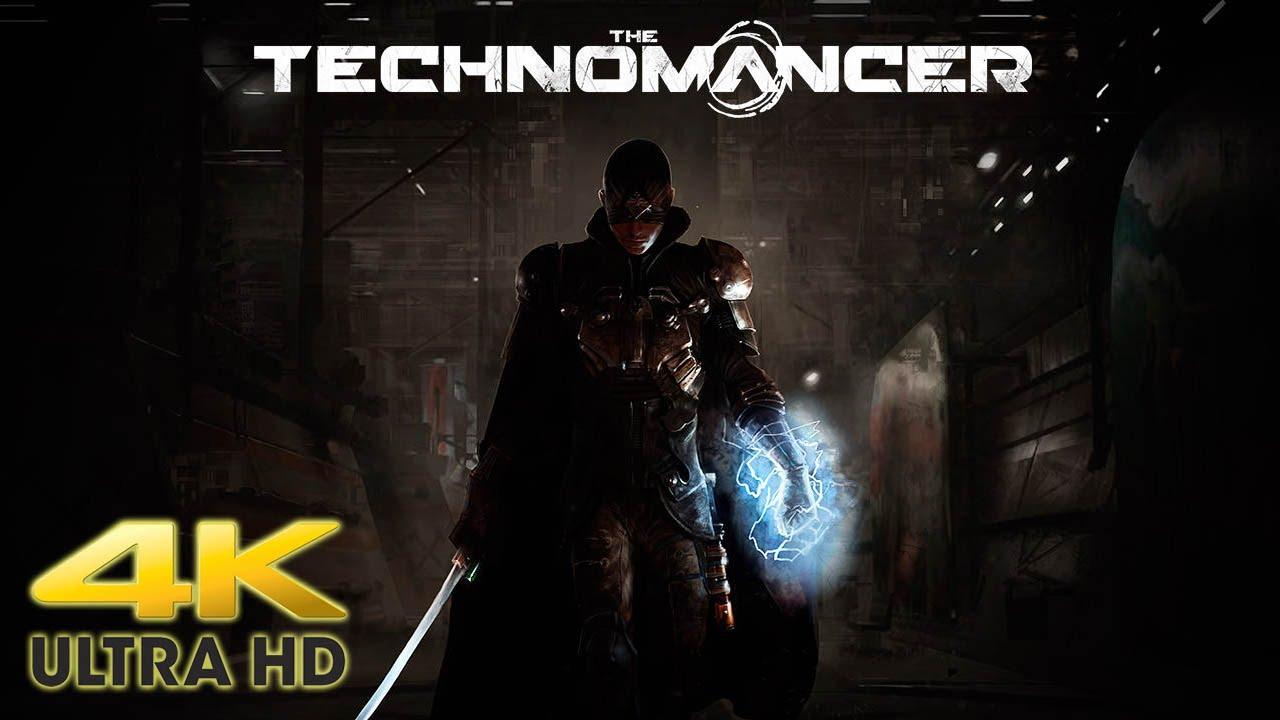 The Technomancer Ps4 Xb1 Pc Gamescom 2015 Trailer 4k