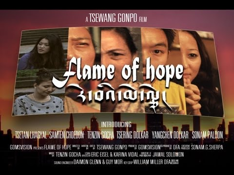 Flame Of Hope Premiere at Tibet House