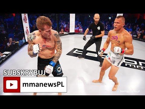 Babilon MMA 1: Daniel Skibiński vs Łukasz Szczerek [PODDANIE]