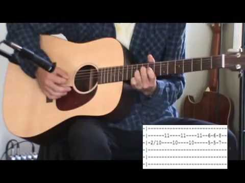 Lake Of Fire Nirvana Acoustic Guitar Lesson