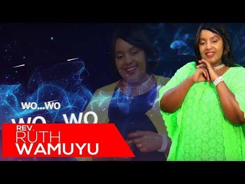 Ruth Wamuyu - Siwezi  (LYRIC VIDEO) [Skiza Code: 7750141]