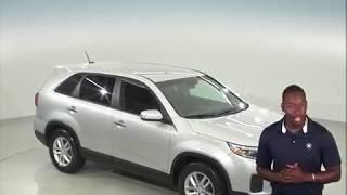 G96139NC - Used, 2015, Kia Sorento, LX, AWD, Silver, SUV, Test Drive, Review, For Sale -