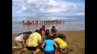 Eco Challenge @ Silago, Southern Leyte