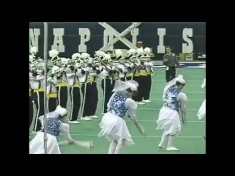 Shelby County High School 1991 Competition at Bands Of America