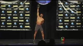 Download Ajamu Bernard - Kettlebell Juggling Stage Show at Fame 2010