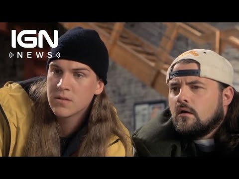 Gavin - A Jay And Silent Bob Reboot Is Happening!