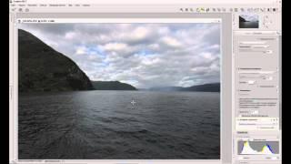 Работа с фоторедакторами.  Урок 25. Примеры работы с Capture NX 2. Часть 3