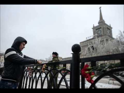 в память о погибших в терактах в волгограде