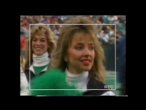 NFL's Hottest Cheerleaders (1993) : The Philadelphia Eagles