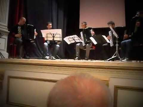 Quintetto Akkordeon conservatorio