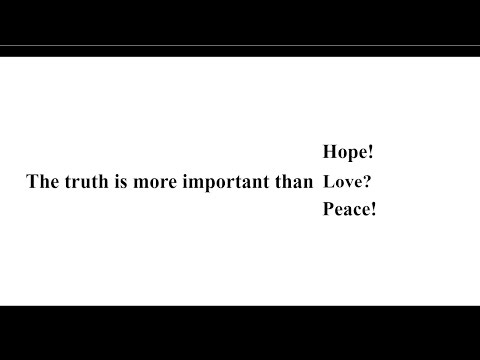 Thumbnail: The Truth is Hard | What are our Response? | TV Commercial of The New York Times