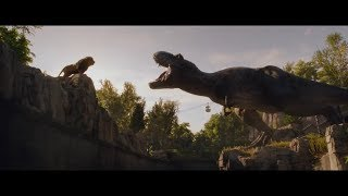 NEW TRAILER 5 JURASSIC WORLD FALLEN KINGDOM OFFICIAL TRAILER JEFF GOLDBLUM/CHRIS PRATT/T-REX /BLUE