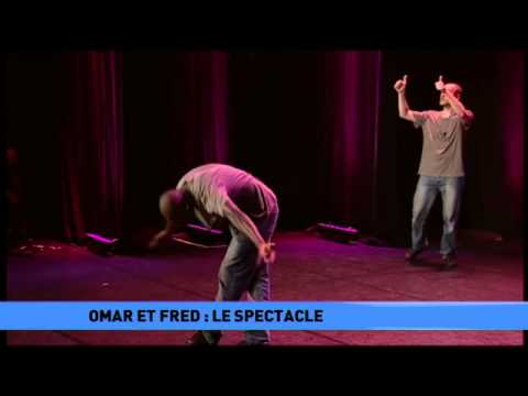 Omar et Fred - Le spectacle poster