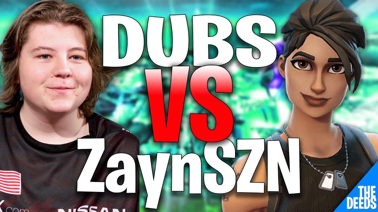FaZe Dubs & FaZe Sway VS ZaynSZN & BBG Bucke In This 2V2 Zone Wars Wagers | 2v2 Zone Wars