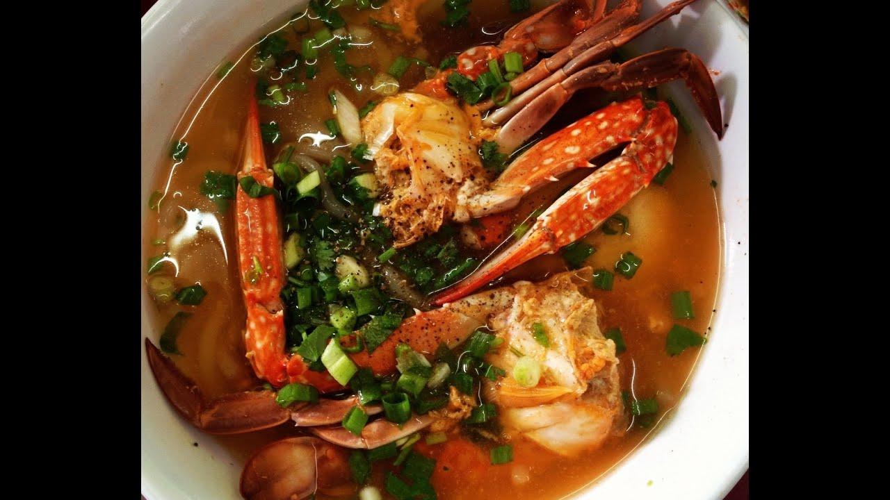 crab soup / நண்டு ரசம் - YouTube