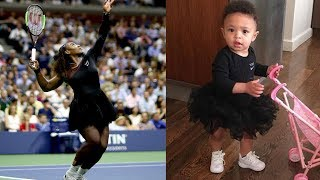 See Adorable Pic of Serena Williams