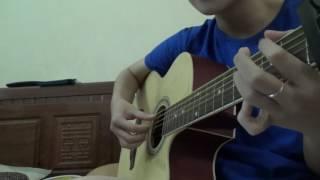 Gửi Người Yêu Cũ (Hồ Ngọc Hà) - Guitar cover