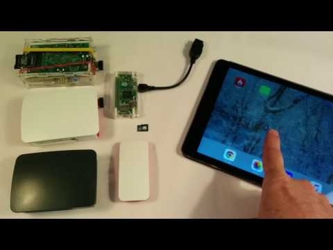 Comitup Demo - Bootstrap Raspberry Pi on Wifi